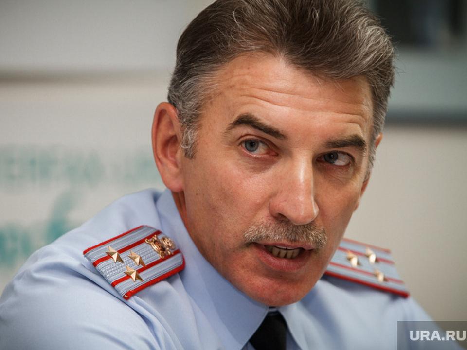 Стало известно новое место работы Юрия Дёмина - экс-главы свердловской ГИБДД