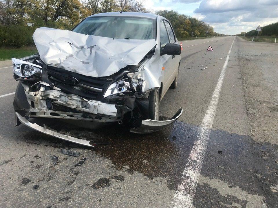 Два человека пострадали в аварии под Каменском-Уральским