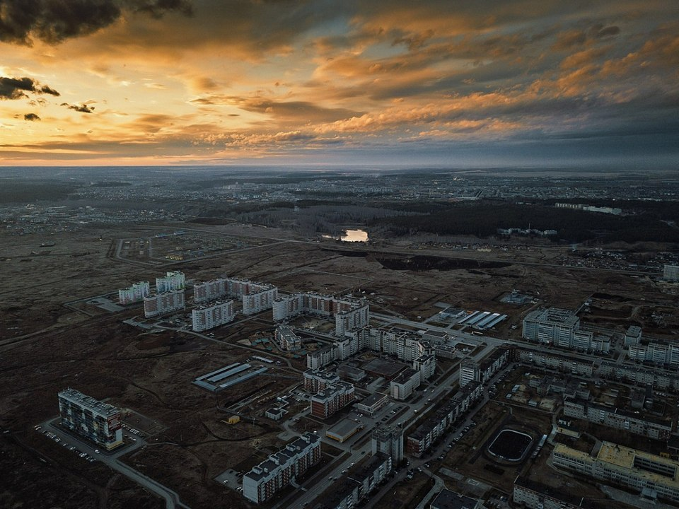 Минздрав: Причиной 20% смертей в России является плохая экология