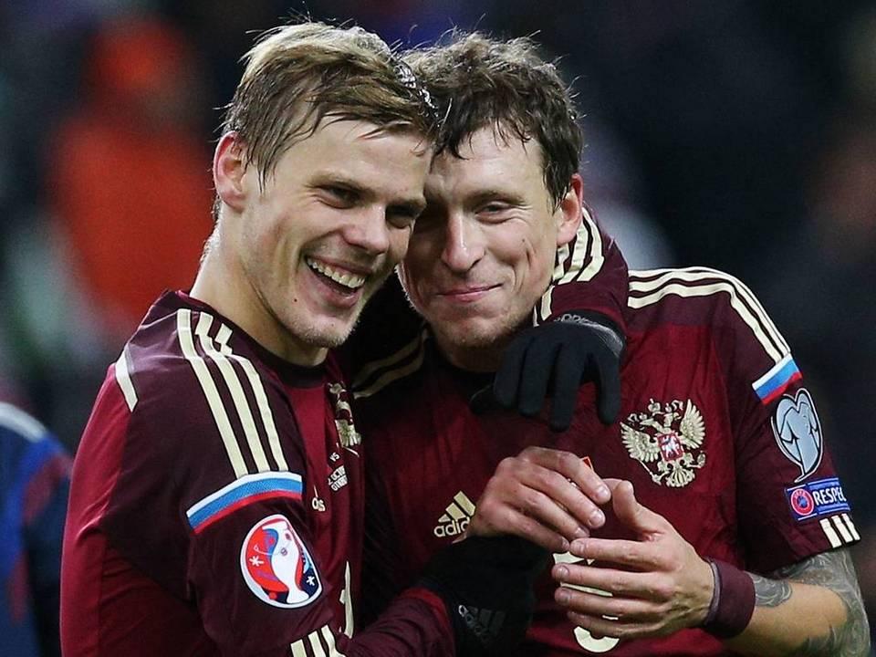 Кокорин и Мамаев хотят продолжить футбольную карьеру после освобождения по УДО