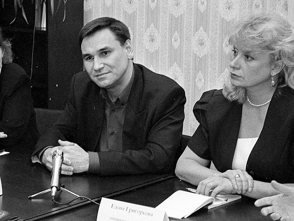 Малик Гайсин регистрирует новый товарный бренд Горижопа