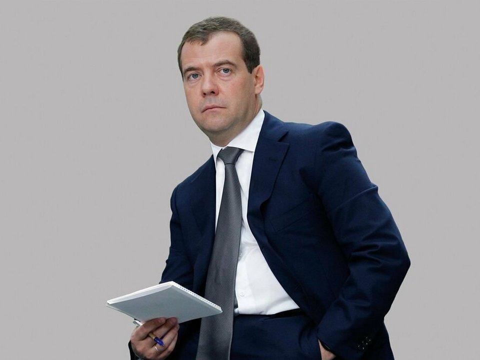 Дмитрий Медведев посетит Екатеринбург в октябре