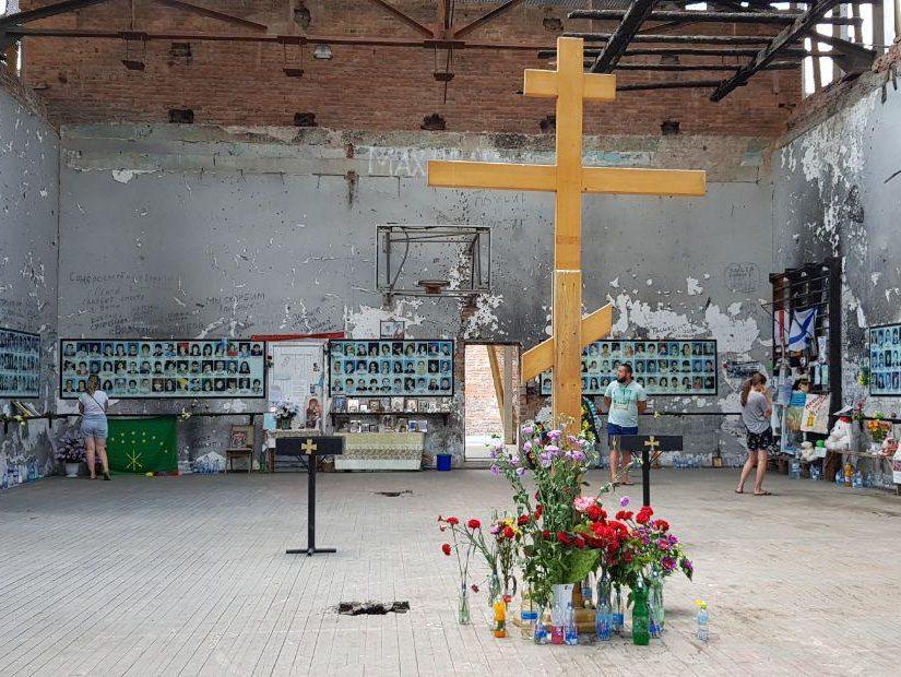 1 сентября - 15 лет трагическим событиям в Беслане
