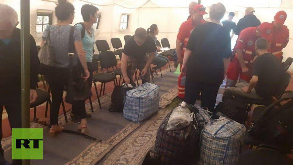 Обмен пленными начался: задержанные на Украине российские военные вылетели из Киева