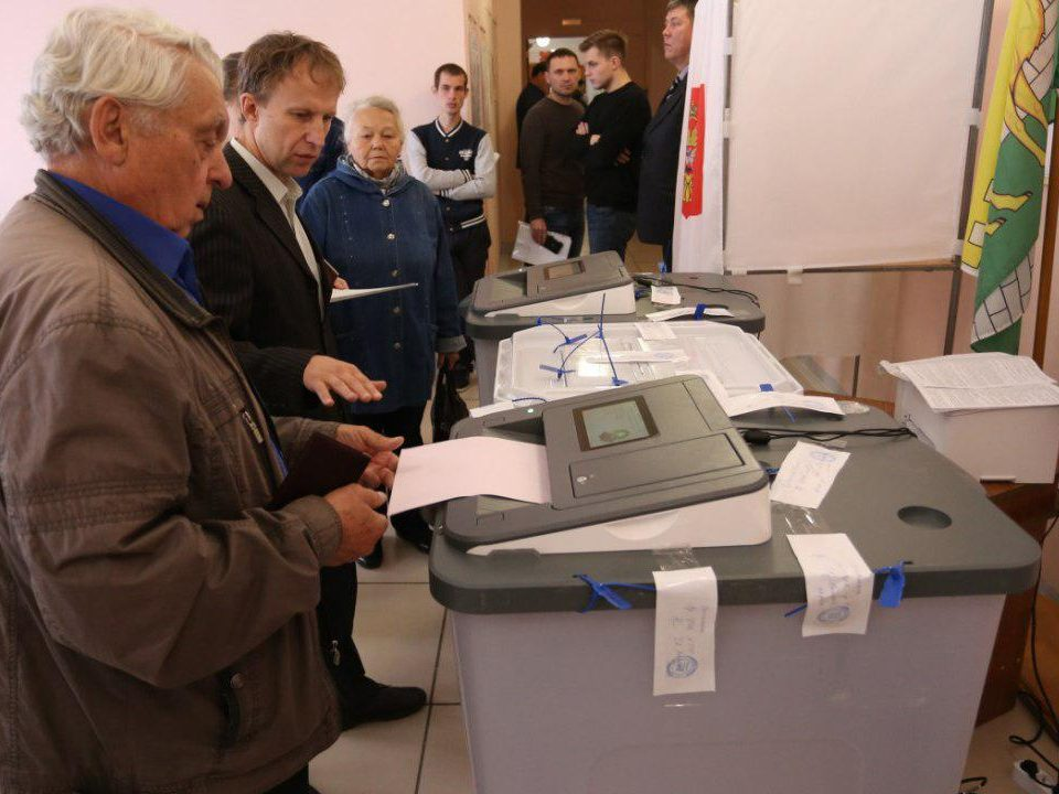 8 сентября - единый день голосования: фейки и первые экзитполы