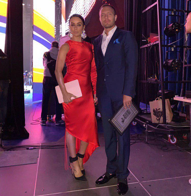Тина Канделаки на открытии чемпионата мира по боксу