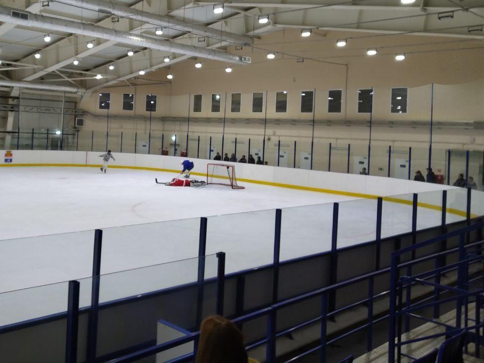 Первенство города по хоккею