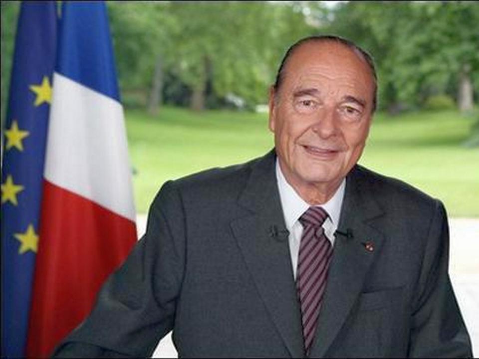 Бывший президент Франции Жак Ширак скончался в возрасте 86 лет