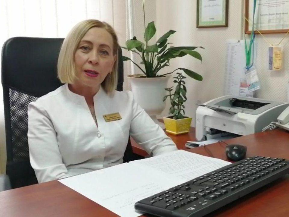 Главная медсестра городской больницы претендует на звание Лучшей медсестры года в России