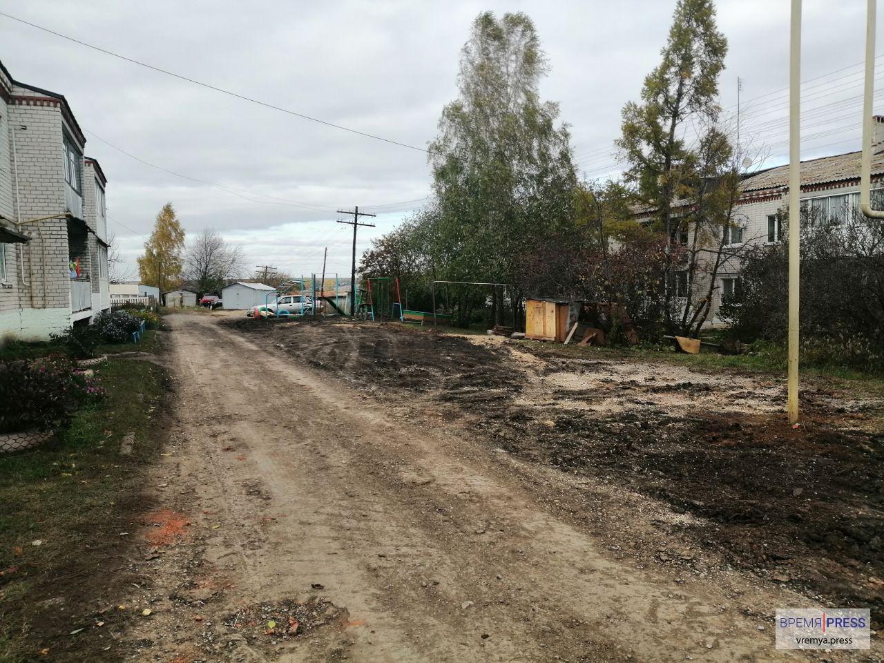 В селе Клевакинское произведена замена трубопровода