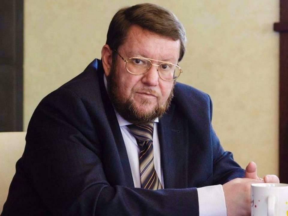 Власти Украины запретили распространение книг Евгения Сатановского