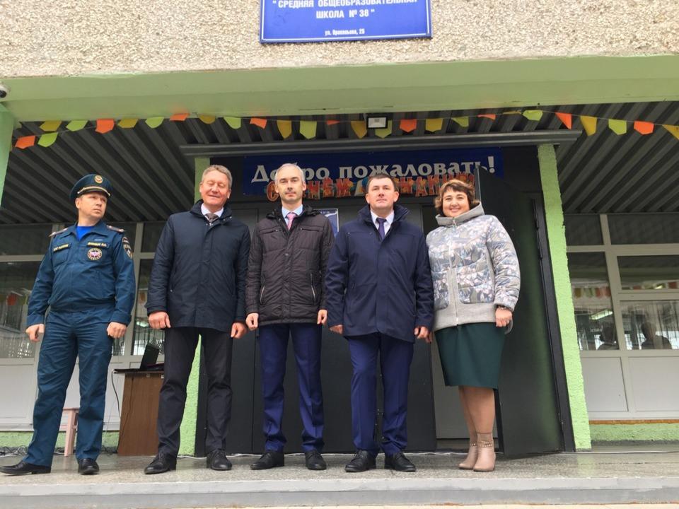 День знаний в Каменске-Уральском состоялся!