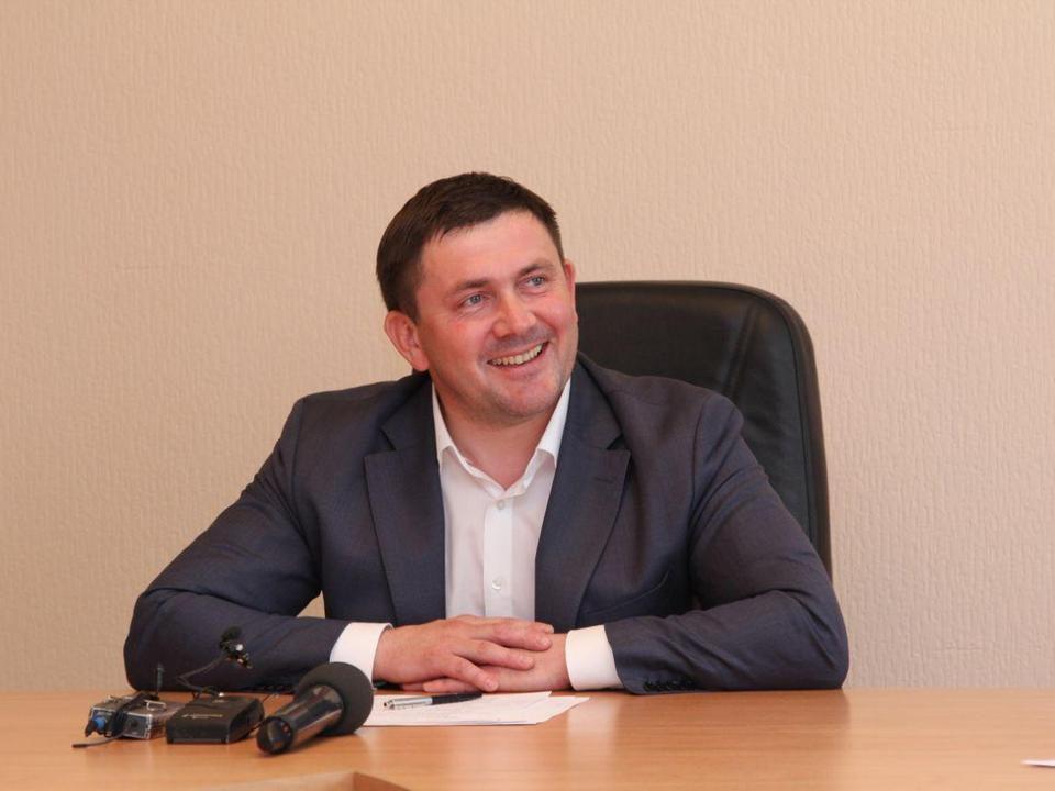 Мэр Каменска-Уральского Алексей Шмыков отмечает день рождения