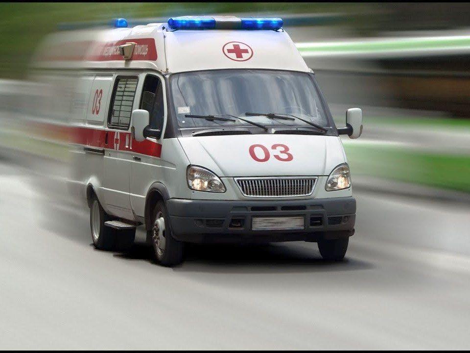Врачи скорой помощи подрались с пациенткой больницы в Петербурге