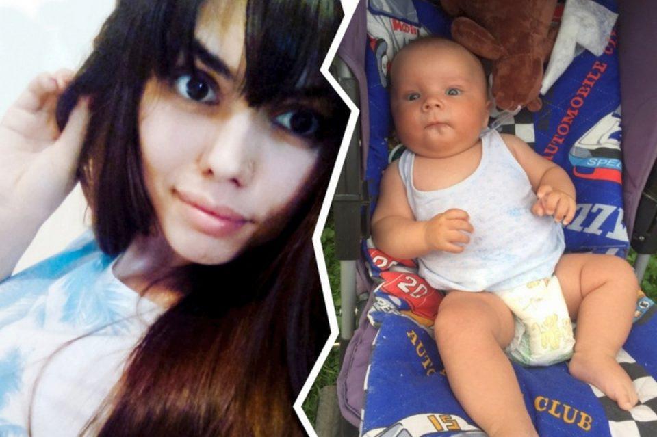 В Тюменской области разыскивают девушку, укравшую ребенка