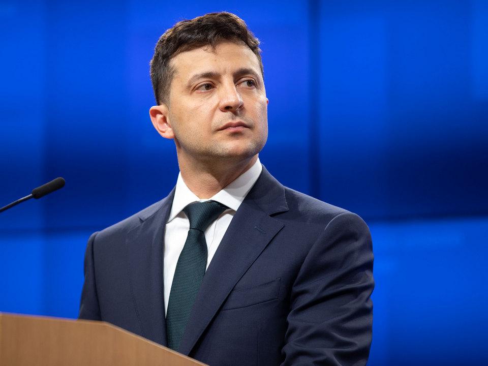 Зеленский пожаловался на нехватку врачей на Украине