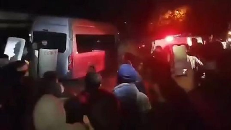 В Саратове предполагаемого убийцу пропавшей девочки пытались линчевать