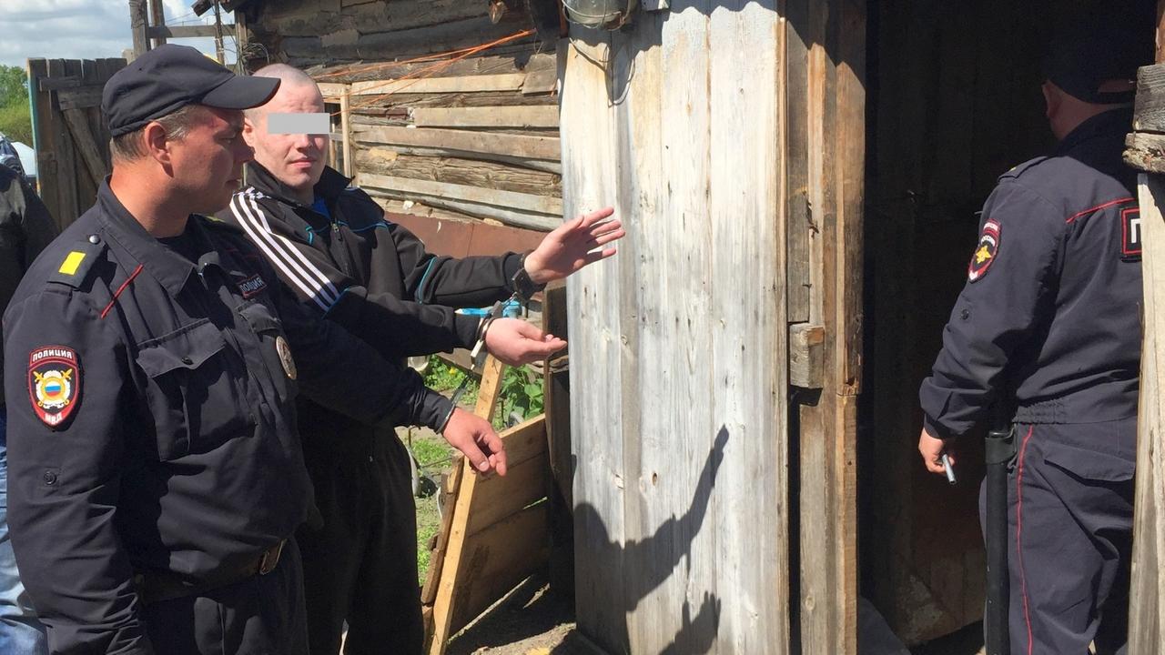 Житель Камышлова получил 17 лет колонии за убийство слепого сожителя своей бабушки