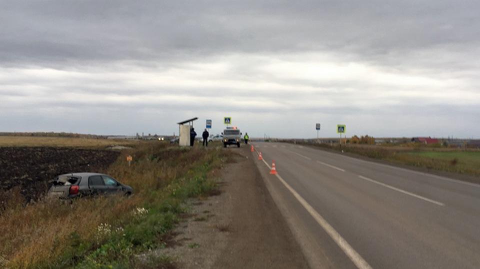 Две женщины пострадали в ДТП под Каменском-Уральским