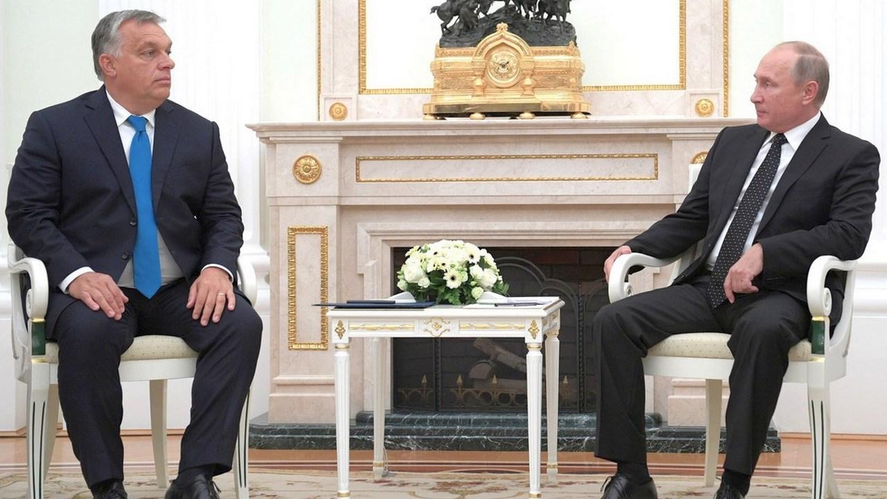"""Венгрия дала согласие на строительство """"Турецкого потока"""""""