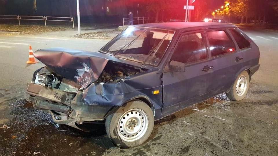 Два человека пострадали в аварии в Каменске-Уральском