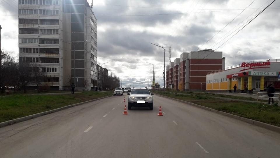 Автомобиль сбил семилетнего ребенка в Каменске-Уральском