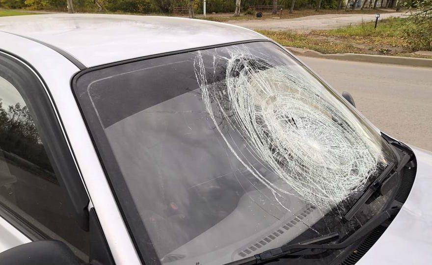 Женщину сбили на дороге в Каменске-Уральском