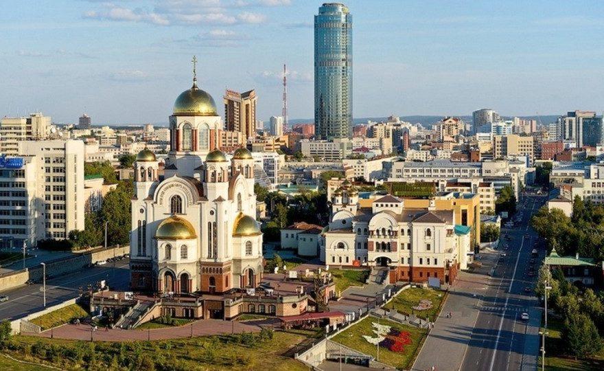 Опрос по храму в Екатеринбурге: побеждает территория бывшего Приборостроительного завода