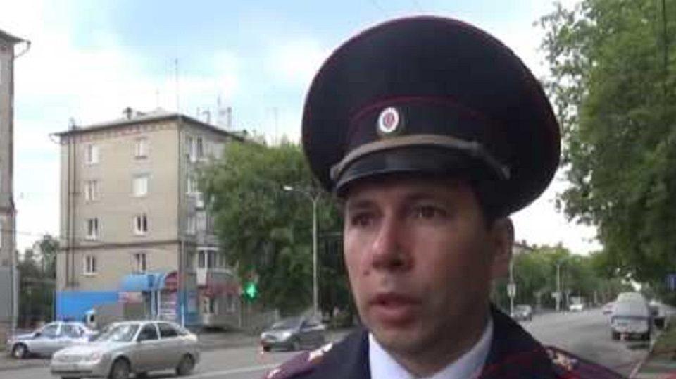 Прямой эфир «Острого вопроса» посетит замначальника ГИБДД Сергей Боровинских