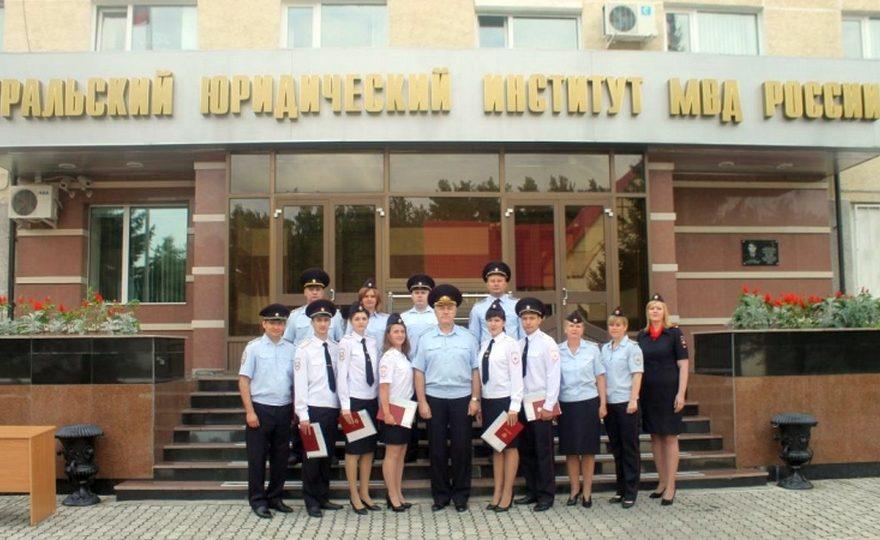 Вузы МВД ждут абитуриентов из Каменска-Уральского