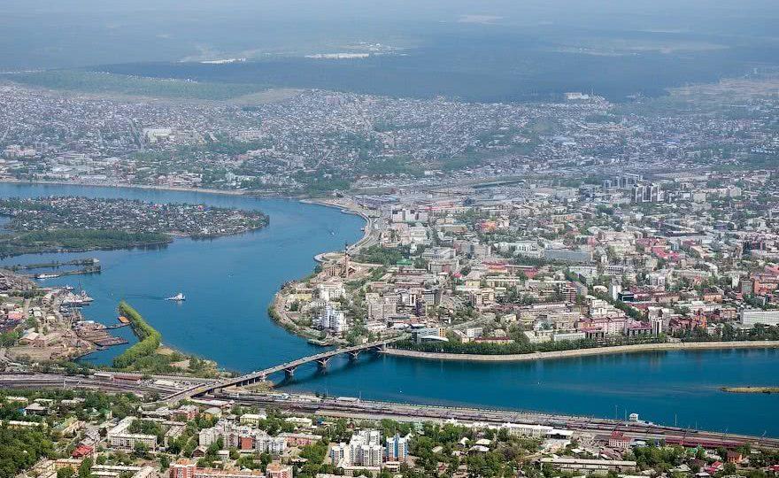 В Иркутске 10 октября после полудня по местному времени было зафиксировано землетрясение мощностью 4 балла.