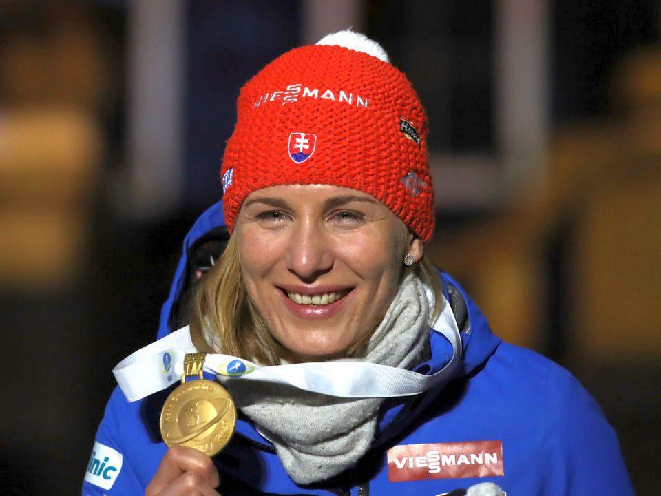 Сестра Антона Шипулина ушла из спорта по состоянию здоровья