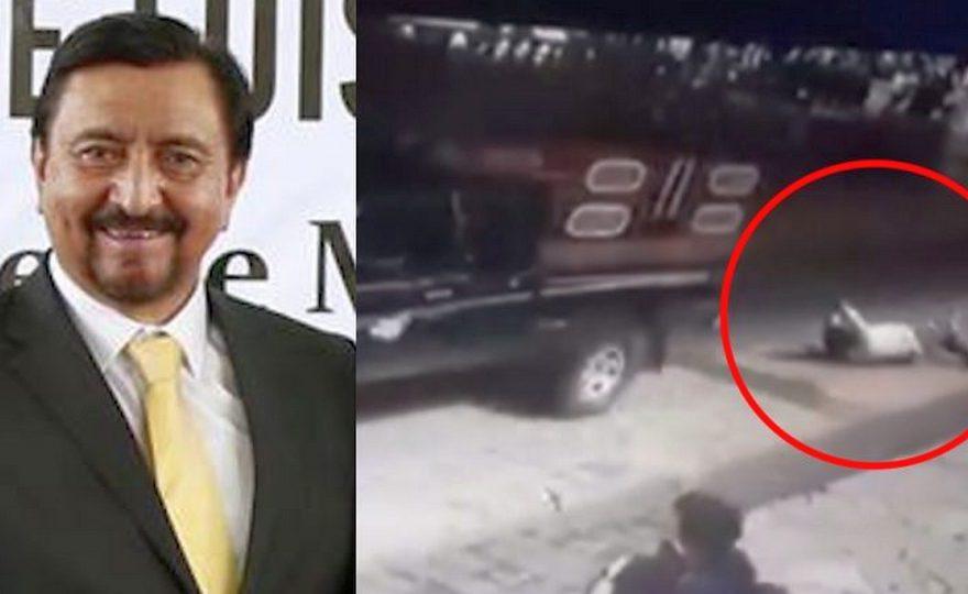 В Мексике жители привязали мэра города к пикапу и протащили по дорогам, чтобы отомстить