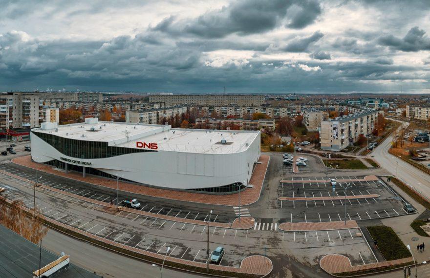 Каменск Сити Молл откроет двери 17 октября