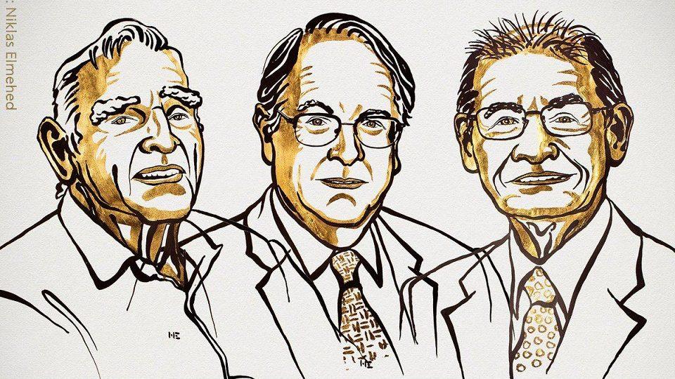 Нобелевская премия по химии вручена за создание литий-ионных батарей