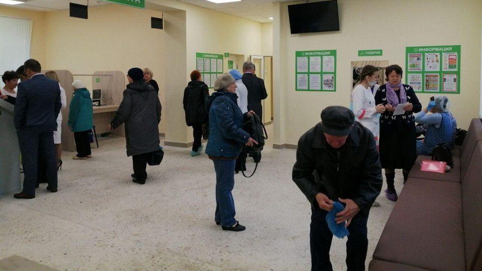В Каменске-Уральском более 40 человек госпитализированы с диагнозом пневмония