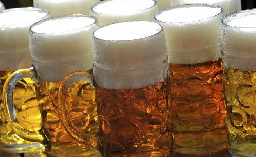 Ни одна бутылка пива на прилавках России не содержит пива внутри