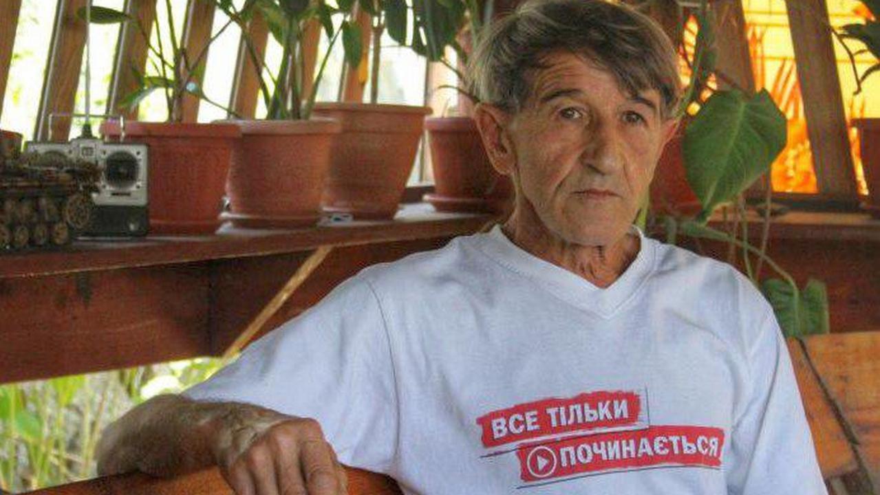 Задержание украинского экстремиста из Крыма опубликовала ФСБ