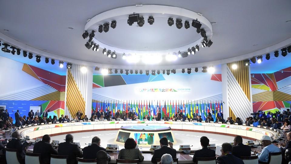Подведены итоги саммита Россия - Африка в Сочи