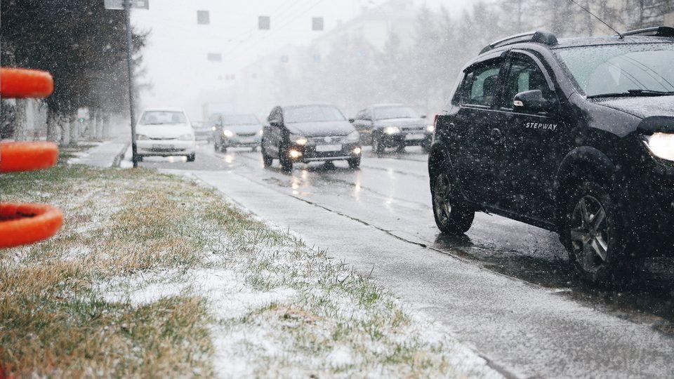 На Свердловскую область надвигается сильный снег