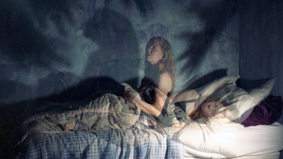 Страшные сны полезны для человека, заявили ученые
