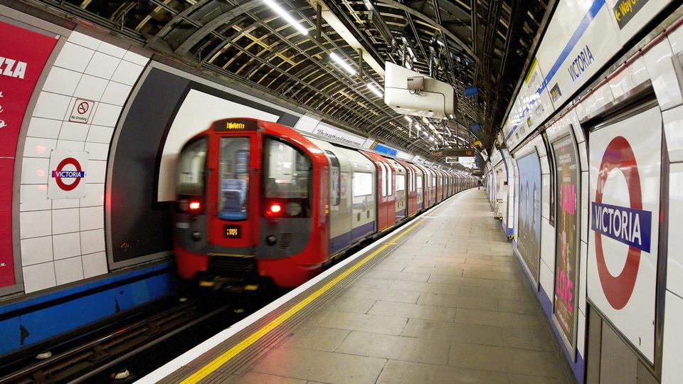 Самый грязный воздух в мире зафиксировали в метро Лондона