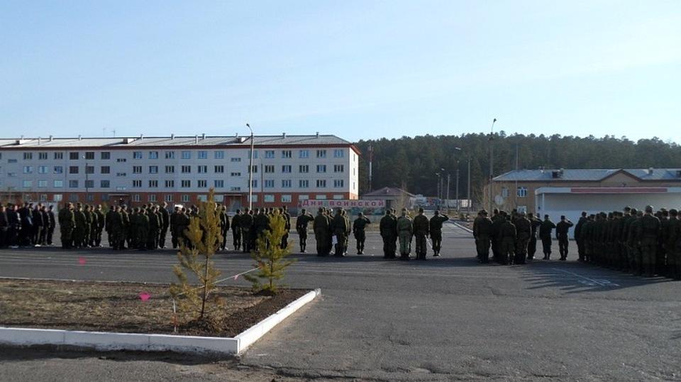 В Бурятии умер военнослужащий-контрактник