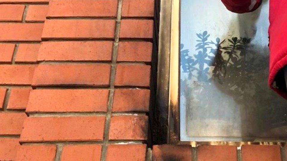 Коктейль Молотова бросили в окно уральской чиновнице