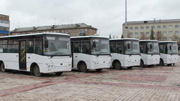 Автобус №7 начинает курсировать в Каменске-Уральском