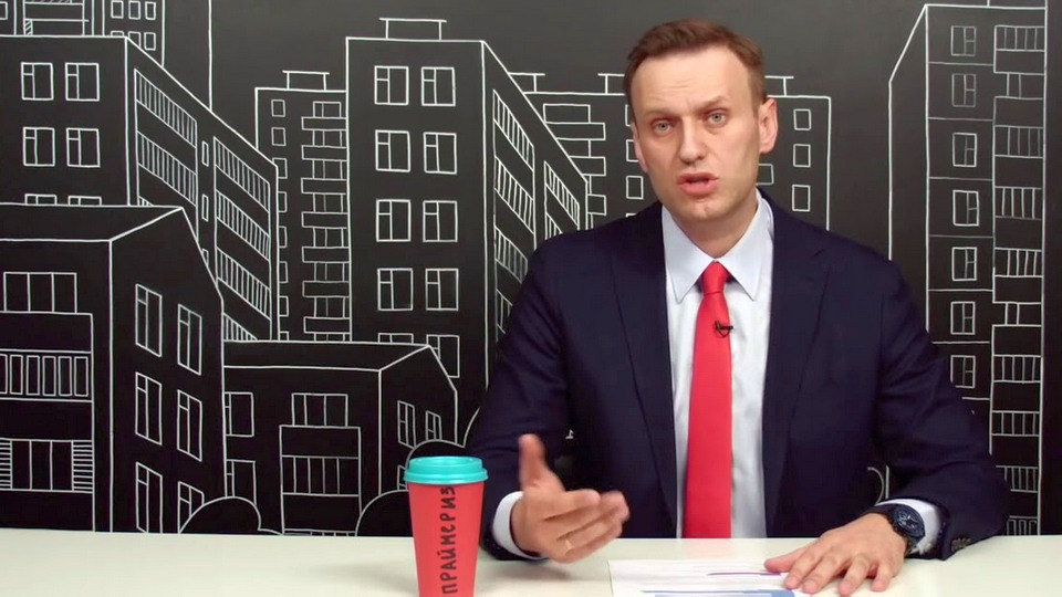 """Мосгорсуд признал законным реальный срок Навальному по делу """"Ив Роше"""""""