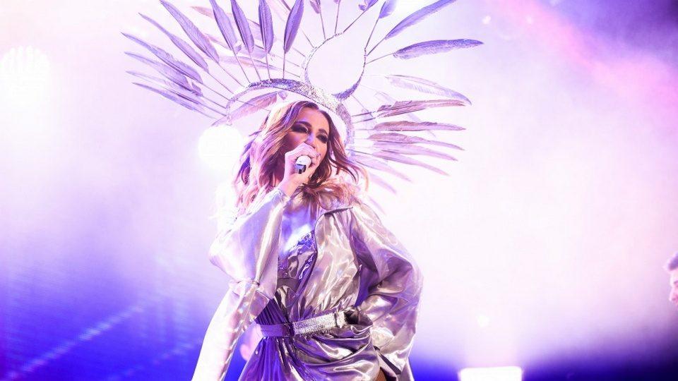 Бузова заявила, что выступит на Евровидении