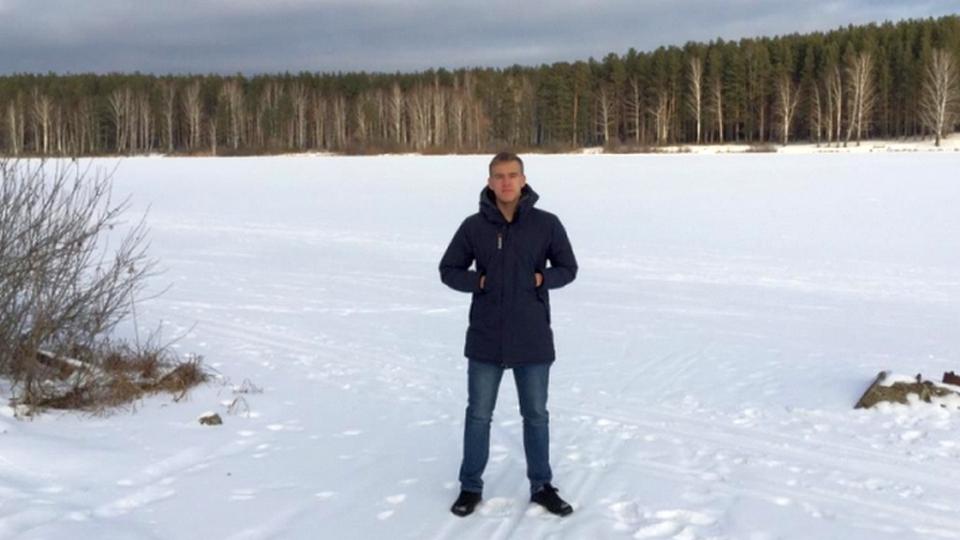 Уральский студент спас ребенка, провалившегося под лёд