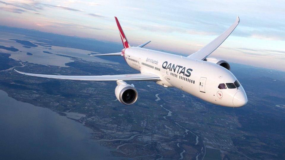 Самым долгим полетом в мире стал рейс из Лондона в Сидней авиакомпании Qantas