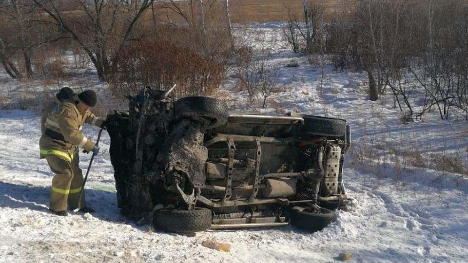 Пять человек погибли в ДТП в Амурской области